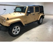 Jeep wraangler 2014 unlimited