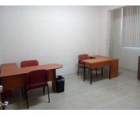 Oficinas amuebladas y virtuales