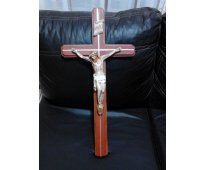 Crucifijo con filigrana ya bendito
