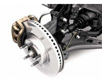 Reparación de frenos, suspensiones y clutch