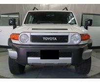 Toyota fjcruiser 2009