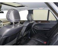 Mercedes benz ml350 2014