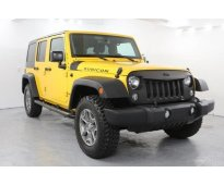 Jeep rubicon unlimited 2014