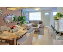 ¡¡casa nueva en residencias del lago!!