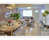 Adquiere tu casa nueva en residencias del lago