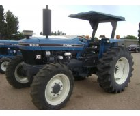 Tractor ford 6610