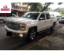 Chevrolet cheyene 2015