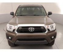 Toyota tacoma srs 2012