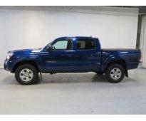Toyota tacoma trd 2014 4x4 azul