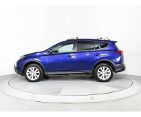 Toyota rav4 2014 limited