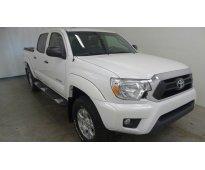 Toyota tacoma blanco trd 2014