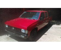 Nissan np300 doble cabina 2006