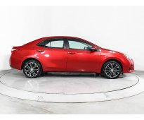 Toyota corolla sedan 2015
