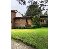 Rancho san francisco, casa ideal para familia, enormes jardines privados