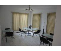 Oficinas disponibles físicas y virtuales