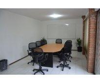Oficinas totalmente a muebladas  y nuevas