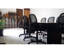 Oficinas con instalaciones de calidad