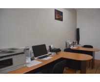 Oficinas amuebladas con todos los servicios incluidos
