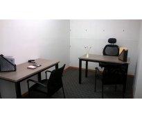 Oficinas disponibles frente al parque hidalgo
