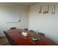Contrata una sala de reuniones