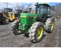 Tractor agrícola john deere 4040
