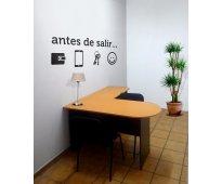 Renta oficinas y sala de juntas ags