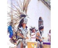 Escuela de danza y cursos azteca