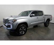 Toyota tacoma trd 2016 plata
