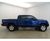 Toyota tacoma trd 2014 azul