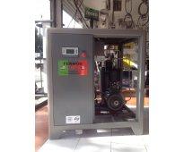 Compresor de tornillo de 75 hp marca fermon 220/440v