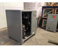 Compresor de tornillo de 30 hp marca fermon velocidad variable