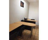 Renta oficinas en promoción 4x6