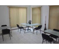 Renta la oficina que necesitas con acceso a sala de juntas