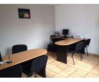 Oficinas equipadas en promoción 4x6