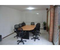 Espacios amplios y amueblados ideales para consultorios  u oficinas