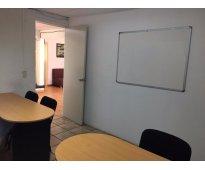 Renta tu oficina equipada a precio accesible