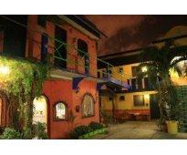Hotel hacienda maya en cancun