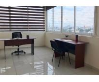 Oficinas amuebladas y con servicios incluidos en gdl