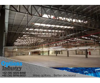 #br10590 nave industrial en renta en tepotzotlan