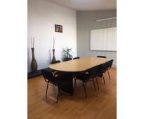 Oficina virtual en renta + sala de juntas