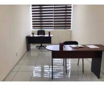 Oficinas en gdl amuebladas y con servicios incluidos