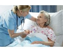 Cuidadora geriatrica