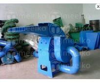 Molino triturador de biomasa a martillo eléctrico hasta 500 kg hora - mkh420b