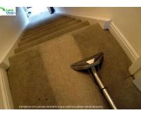Lavado de alfombras tapetes finos