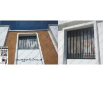 Regio protectores - instal en fracc:puerta del sol