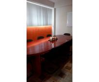 Renta una sala de juntas para tus reuniones ejecutivas en naucalpan