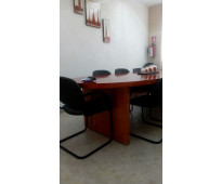 Sala de reuniones en renta naucalpan mexico