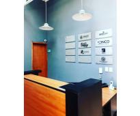 Oficina amueblada, amplia, con servicios ejecutivos a excelente precio