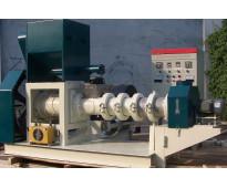 700-800kg/h 75kw - mked135b extrusora para pellets alimento de perros