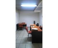 Oficina amueblada para 5 personas